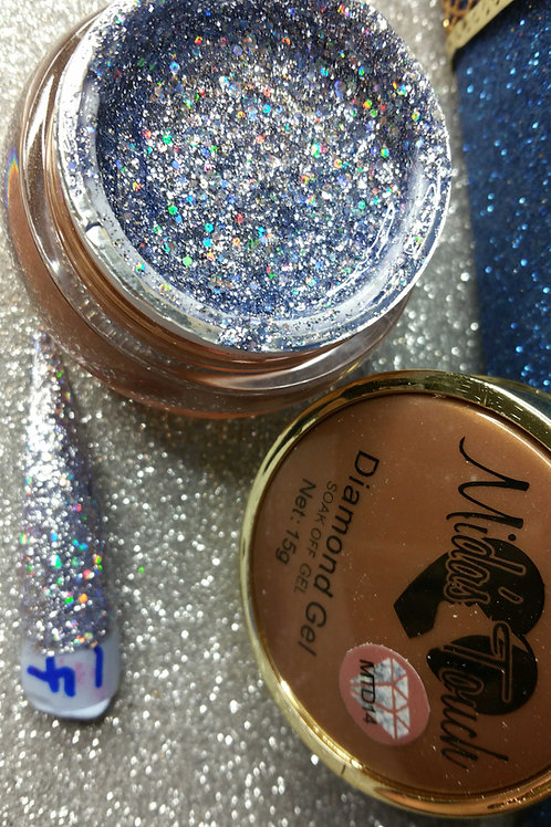 Diamond Gel MTD14 - 15 grms
