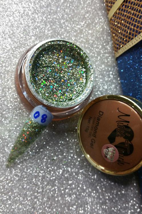 Diamond Gel  MTD08 - 15 grms