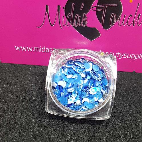 Mix Circle sequins glitter #6