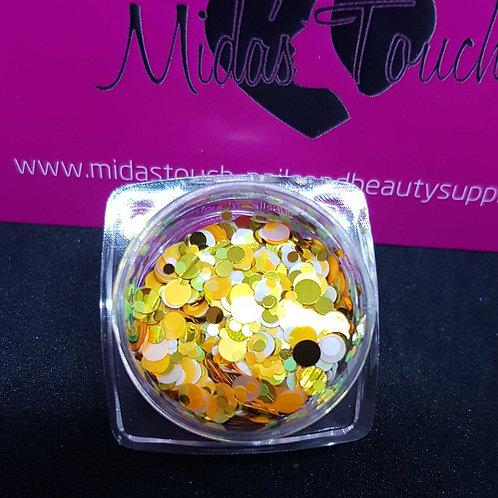 Mix Circle sequins glitter #5