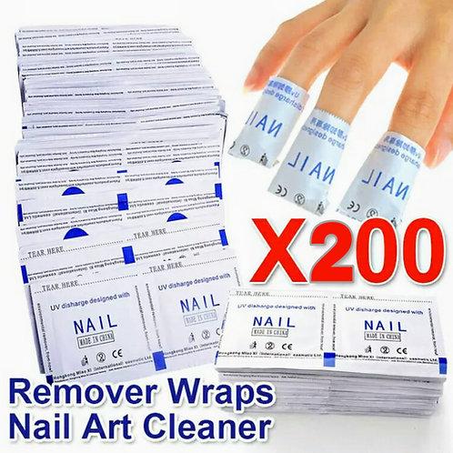 MT354 Gel Polish Remover X200 Wrap