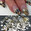 Thumbnail: Steam Punk Metal Nail Art Decoration approx 50pc