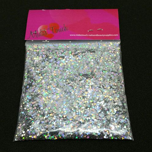 Laser Silver M 20g bag