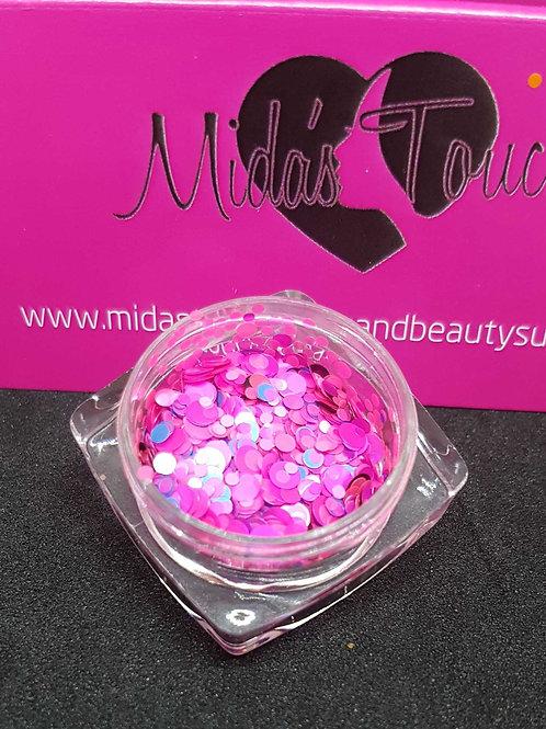 Mix Circle sequins Glitter #10