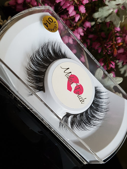 Mix Silk and Mink strip lashes