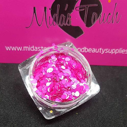 Mix Circle sequins glitter #12