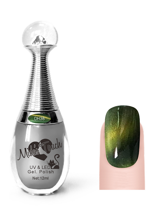 DH38 12ml Diamond Magnetic/Cat Eye Gel Polish