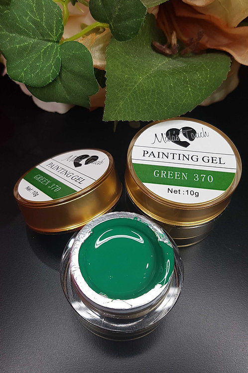 Painting Gel Green