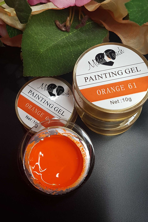 Painting Gel Orange