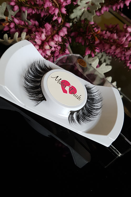 Strip lashes - 10 pairs