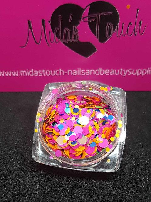 Mix Circle Sequins Glitter #11