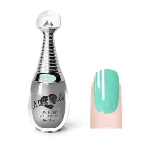Nail Gel Pastel Turquoise