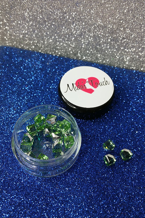 3D Jade nails charms ( 20pc )