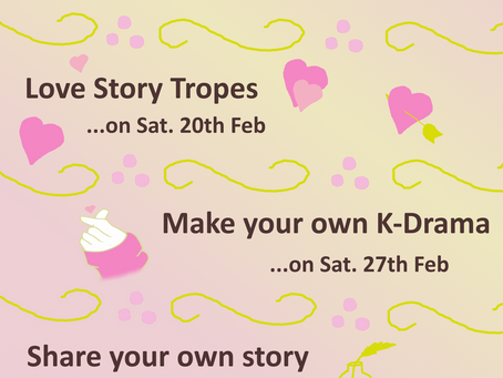 Dates for you diary! Workshops to come!