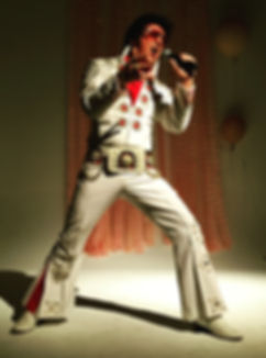 elvis impersonator los angeles