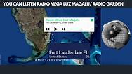 YOU CAN LISTEN RADIO MEGA LUZ MAGALU ON