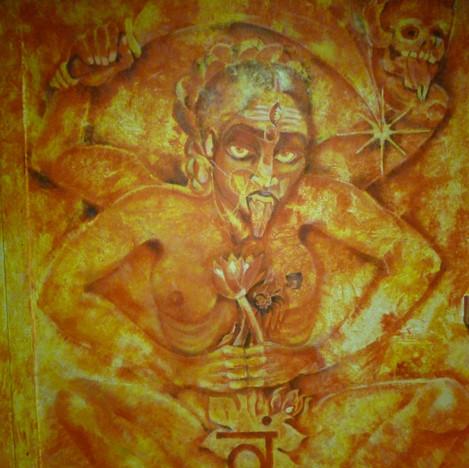 Kali Ma Shakti de