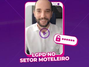 LGPD no setor moteleiro
