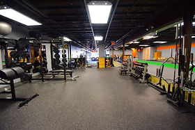NY Strong Gym