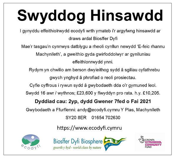 hysbys newid hinsawdd Cym..jpg