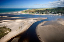 River Dyfi estuary