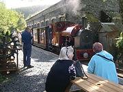 Corris Railway, Dyfi Biosphere, Wales