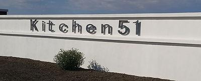 Kitchen51 Farm stall on B1 Namibia