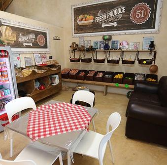 Kitchen51 Farm stall near Keemanshoop