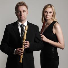 Duo Anna & Eero Saunamäki. Kuva: Ville Paul Paasimaa