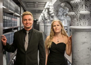 Duo Saunamäki & Vesalainen