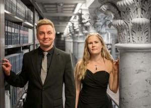 Duo Saunamäki & Vesalainen Acktén kesäsarjassa