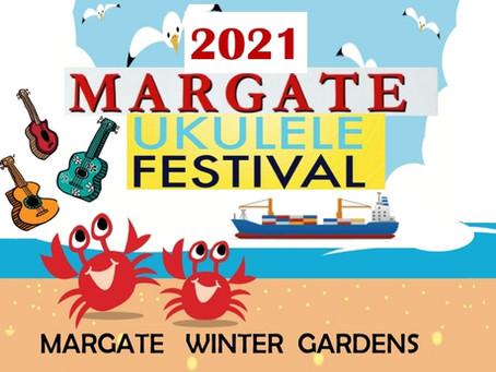 Cream of Tartar @ The Margate Ukulele Festival