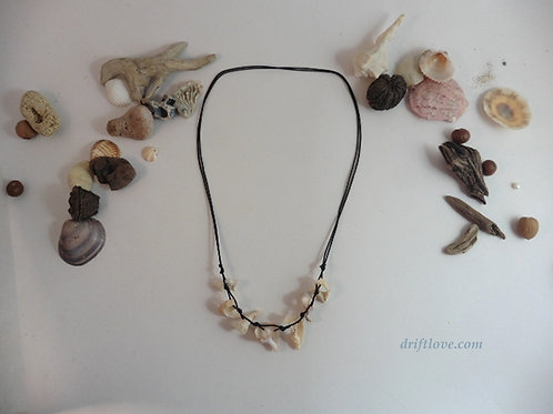 Saving Seashells Necklace