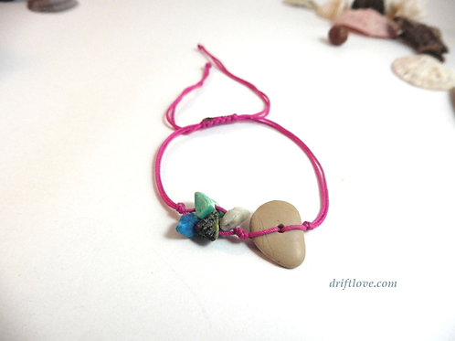 Colorful Healing Bracelet / Anclet