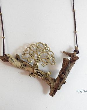 Driftlove Tree Necklace