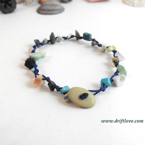 The Bright Blue Energy Load Bracelet