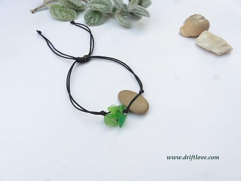 Green Apatite Healing Bracelet