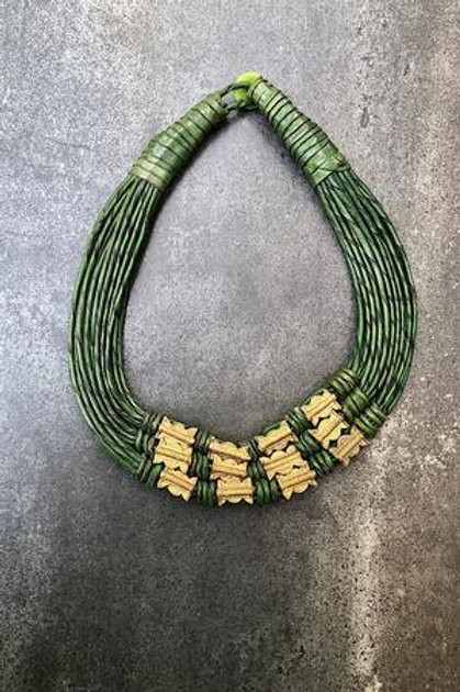 Odo Leather Necklace