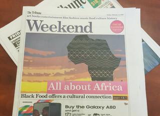 Black Food Bookstore Featured in Tribune Weekend
