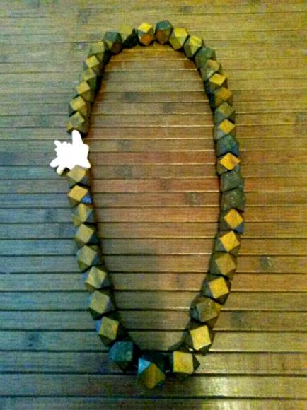 SheSellsSeaShells Wooden Necklace