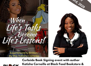 Author Book Signing with Katisha Corneille