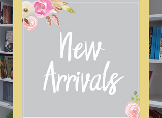 Hello June: New Arrivals