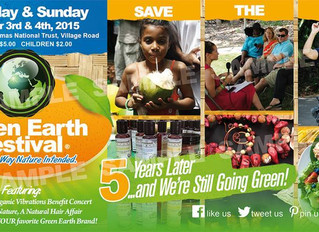 Visit The BlackFood Shop Booth At This Year's Green Earth Festival (Postponed until April 2016)