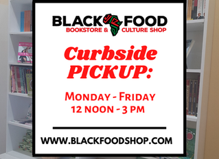 New Hours | Curbside Pickup