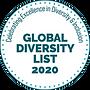 Global Diversity List 2020