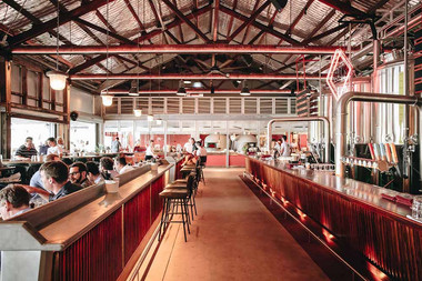 Felons Brewery Co - Brisbane - 2018