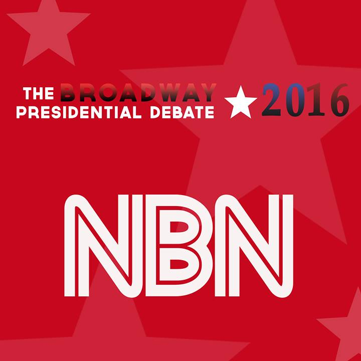 Broadway Debate 2016