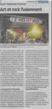 Sud Ouest - Saint-Méd'Art Rock 8e édition