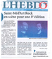 L'Hebdo - Saint-Méd'Art Rock 8e édition