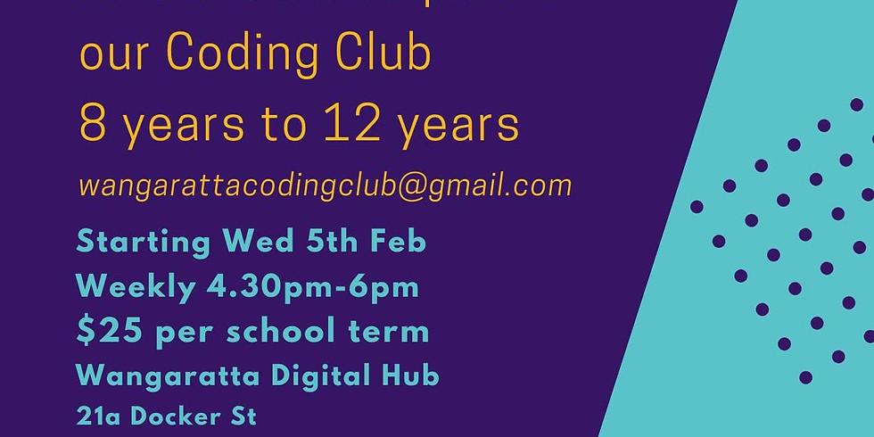 After school Coding Club